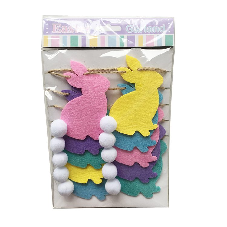 Easter Rabbit Banner Decorations
