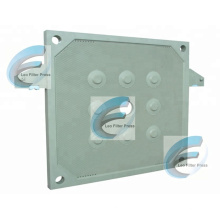 Leo Filter Press Different Chamber Capacity Chamber Recessed Chamber Plate Filter Press Plate