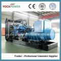 Mtu Generator 4-Takt Motor 600kw / 750kVA Power Diesel Generator