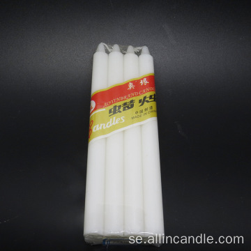 Long Burning Time White Candle Export till Madagaskar