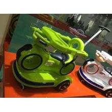 2016 novo estilo carro de bebê de moda carro elétrico