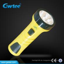 Gemacht in china Fabrik super Helligkeit mini führte wiederaufladbare Fackel Licht