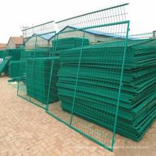 Hochwertiger PVC-Zaun-Plattenhersteller