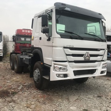 Camion trattore EURO3 375HP HOWO