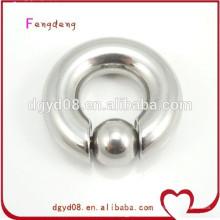 nez en acier inoxydable piercing bijoux corps anneau de nez en gros