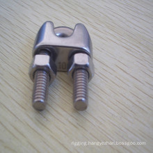 Rigging Hardware Stainless Steel DIN741 Wire Rope Clips