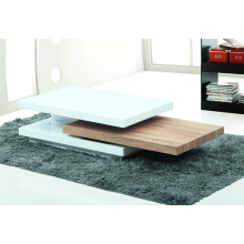 luxury modern white glass coffee tables