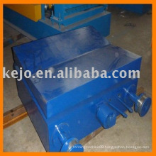 decoiler for cable tray machine