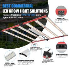 Светодиодная лампа для выращивания растений Aglex M650w для палатки для выращивания растений