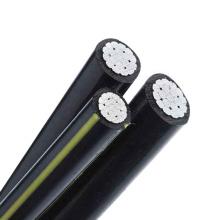15kv 15/33kv MV Medium Voltage Overhead Power Transmission Used ABC Cable