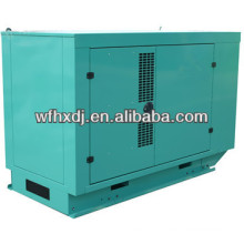Low price! hot sale 80kw silent Deutz diesel generator with CE