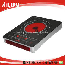 CB/Ce Approval Cheap Price and Good Quality 2000W Single Burner Hi-Light Cooker Sm-Dt203