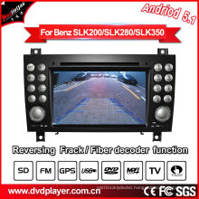 Hl-8801 Touch Screen Car DVD Player for Benz Slk