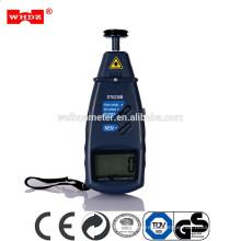 Tacómetro de contacto digital de fotos DT6236B medidor de velocidad de superficie
