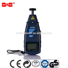 Digital photo contact tachometer DT6236B surface speed meter