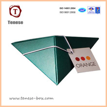 Embalagem personalizada Gift Paper Box para Candy / Chocolate