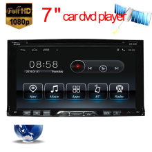 Car Audio Lecteur de DVD universel 3G WiFi 1080P HD