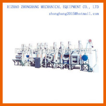 MCHJ series rice mill plant