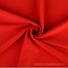 Paño de malla bordado de tela de ropa personalizada