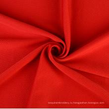 Изготовленная на заказ ткань для одежды с вышивкой из сетки