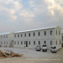 Bâtiment modulaire conteneurisé pour application résidentielle
