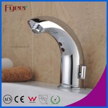 Fyeer Single Handle Faucet Sensor Automático para Lavatório