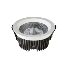 9W IP65 impermeable COB LED Down Light