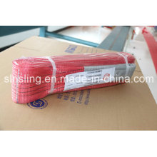 Duplex Synthetic Fibre 100% Polyester Slings