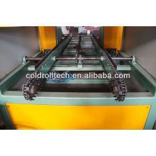 Automatische gewölbte Flossen-Schweißmaschine, die Hitze für Transformator verteilt