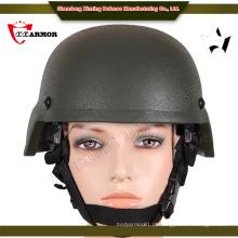 XX capacetes balísticos de aramida verde azeitona de alta qualidade