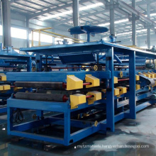 EPS Roof and Rock Wool Panel Sandwich panel Roll Forming Machine