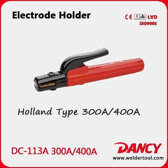 electrode holder holland type 300A DC-113A