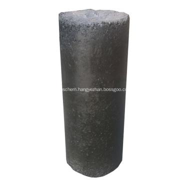 Round Carbon Electrode Paste For Calcium Carbide Submerged