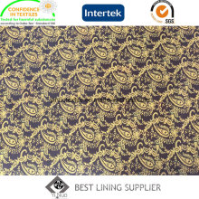 Polyester Men′s Suit Jacket Winter Coat Lining Fabric Print Lining China Supplier