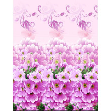 Yingchangyi company pure polyester fabric for bedsheet
