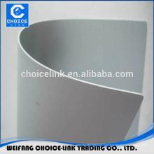 PET fabric reinforced PVC Waterproofing material