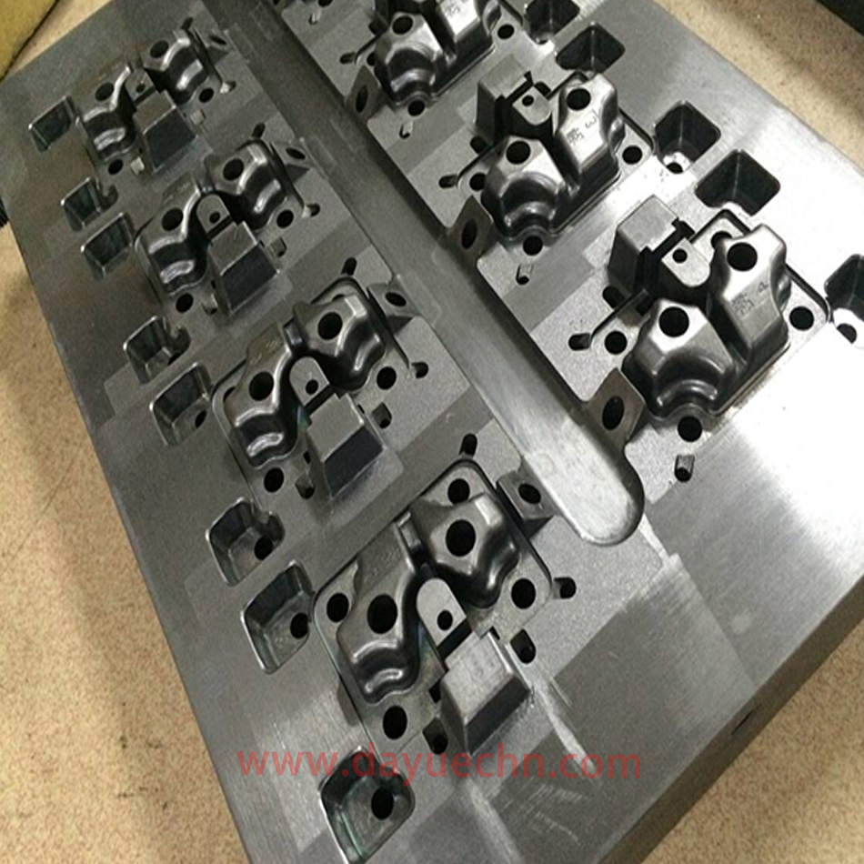 Fixed and Moving Molds for Die-casting Molds Components