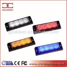Mini Estrobo LED intermitente para veículos de emergência (GXT-4)