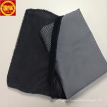 Высокое качество микрофибры замши полотенце спортов с сеткой черный мешок, портативный полотенце наборы