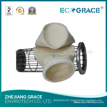 Cheap Thermal Power Plant PPS / Aramid Filter Bag Filter / Dust Collector Filter Bag for Cement or Asphalt Plan