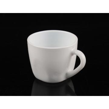 Wholesale Matte Reusable Ceramic Milk Cup