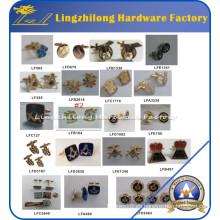 Accesorios de joyas masónicas al por mayor Gemelos