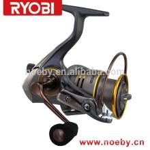 Barato RYOBI slam metal spool pesca bobina peixe tackles fábrica