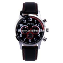 Boa Qualidade Multifuncional Japão movimento Men Wrist Watch