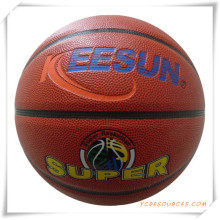 Laminated PU Basketball for Promotion Gift