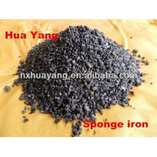 30-50% Porosity rate Huayang sponge iron