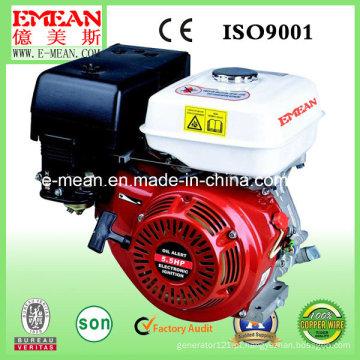 4 tempos, resfriamento de ar, cilindro único, motor a gasolina (CE)