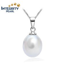 3 цвета 8-9мм Drop ААА моды пресной воды Pearl подвеска
