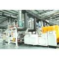 Produktionslinie für schmelzgeblasene Vliesstoffe