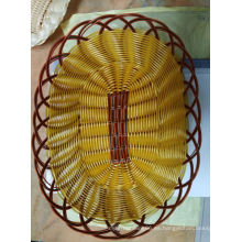 Las cestas plásticas calientes baratas del pan de la rota de la venta caliente venden al por mayor